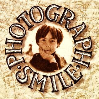 <i>Photograph Smile</i> 1998 studio album by Julian Lennon