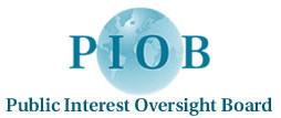 Public Interest Oversight Board organization