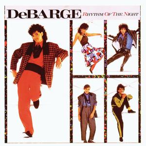 <i>Rhythm of the Night</i> (album) 1985 studio album by DeBarge