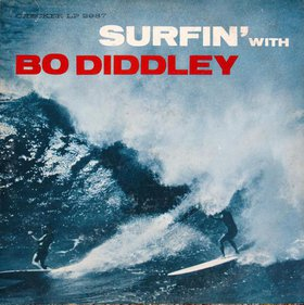 <i>Surfin with Bo Diddley</i> 1963 studio album by Bo Diddley