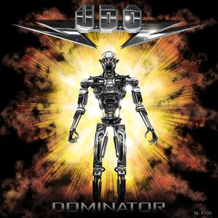 <i>Dominator</i> (U.D.O. album) 2009 studio album by U.D.O.