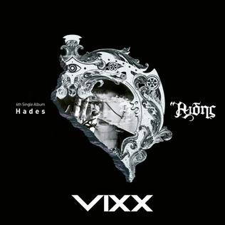 <i>Hades</i> (single album) 2016 single album by VIXX