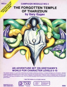 <i>The Forgotten Temple of Tharizdun</i>