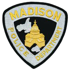 Madison Police patch WI - Madison Police.jpg