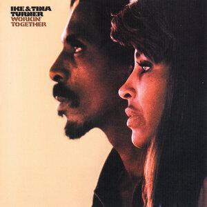 <i>Workin Together</i> 1970 studio album by Ike & Tina Turner