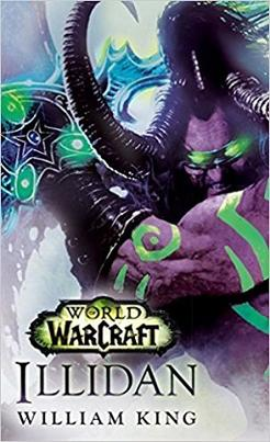 Picture of a book: World Of Warcraft: Illidan