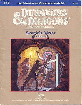 Cover of X12 Skarda's Mirror