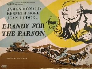 <i>Brandy for the Parson</i> 1952 film by John Eldridge