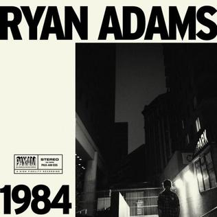 <i>1984</i> (EP) 2014 EP by Ryan Adams