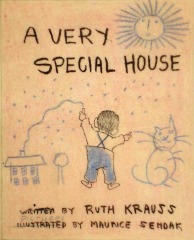<i>A Very Special House</i> book by Ruth Krauss