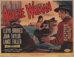 <i>Apache Woman</i> 1955 film by Roger Corman