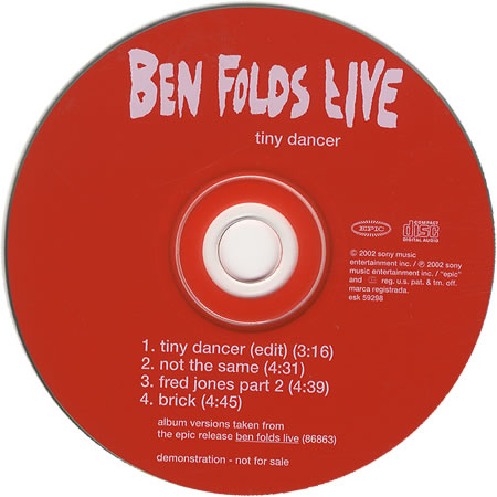Ben Folds Five Whatever And Ever Amen Torrent