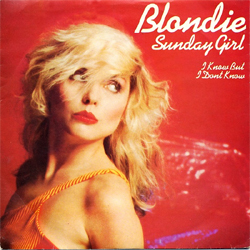 Blondie — Sunday Girl (studio acapella)