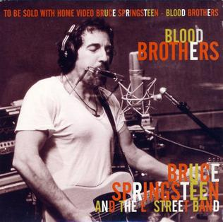 <i>Blood Brothers</i> (EP) EP by Bruce Springsteen and the E Street Band