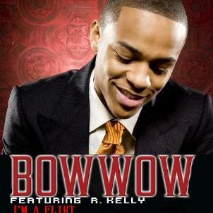 Bow Wow featuring R. Kelly — I'm a Flirt (studio acapella)