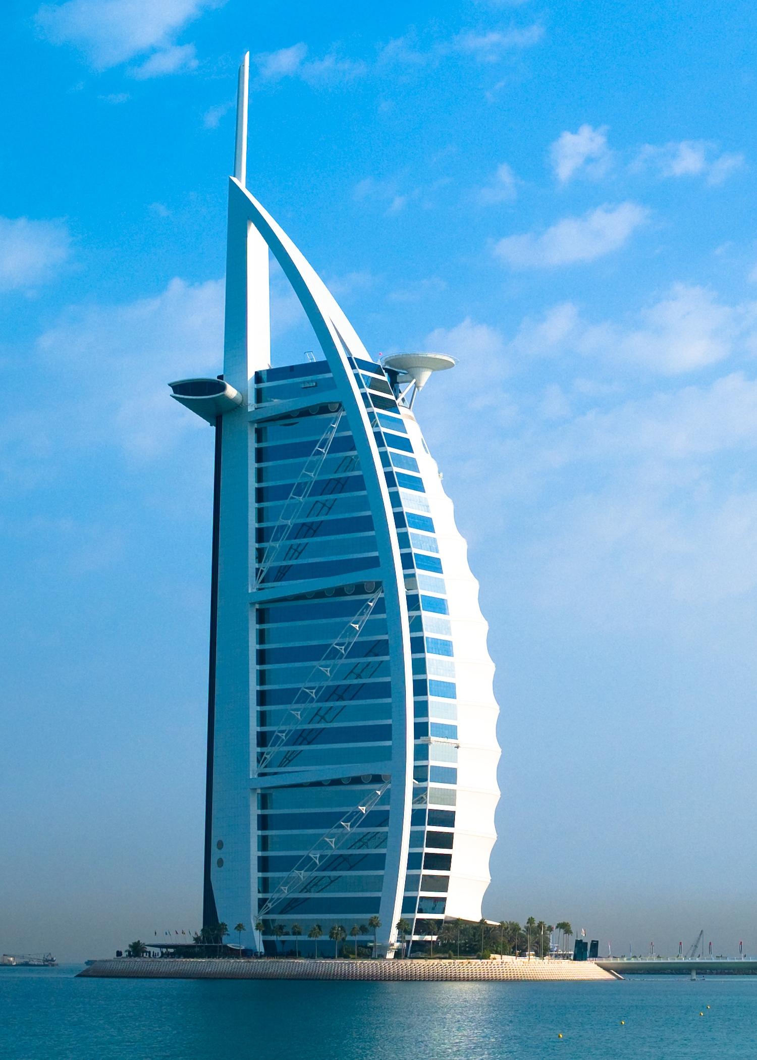 Burj Al Arab Dubai UAE