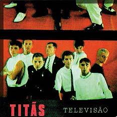 <i>Televisão</i> 1985 studio album by Titãs