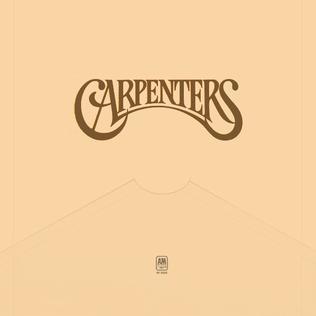 <i>Carpenters</i> (album) 1971 studio album by Carpenters
