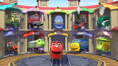 Chuggington Wikipedia