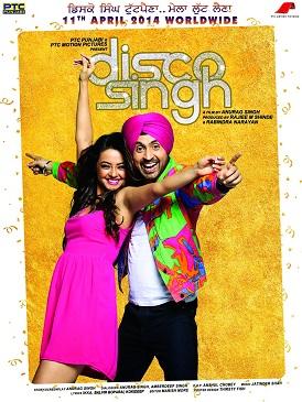Disco Singh (2014) [Punjabi] DM - Diljit Dosanjh, Surveen Chawla, Manoj Pahwa, Upasna Singh, Apoorva Arora, B N Sharma, Karamjit Anmol & Chandan Prabhakar
