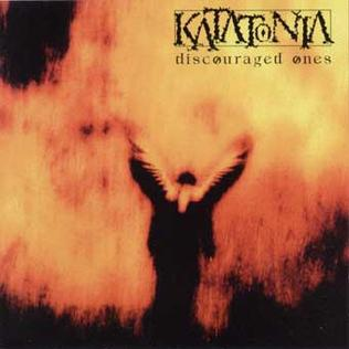 <i>Discouraged Ones</i> 1998 studio album by Katatonia