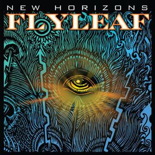 PODCAST Y RESEÑAS - MÚSICA - FLYLEAF - NEW HORIZONS / WHO WE ARE EP. Flyleaf_New_Horizons_Cover