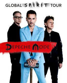 Global Spirit Tour 2017-18 concert tour by Depeche Mode