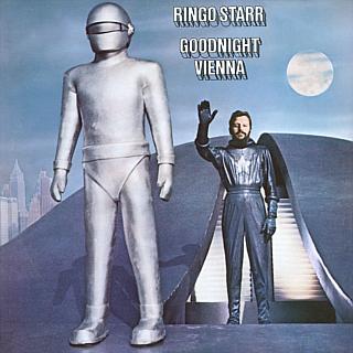 <i>Goodnight Vienna</i> 1974 studio album by Ringo Starr