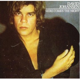 <i>Here Comes the Night</i> (David Johansen album) album by David Johansen