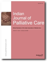 Indian Journal of Palliative Care