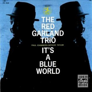 It S A Blue World Red Garland Album Wikipedia