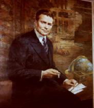 James D. Mooney American businessman