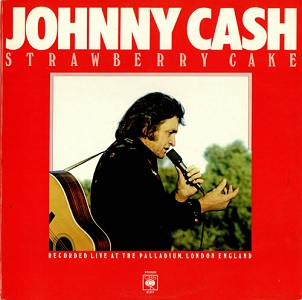Johnny Cash Strawberry Cake Songs