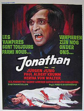 Jonathan (film) movie poster