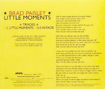 Little Moments - Wikipedia