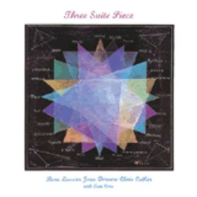 <i>Three Suite Piece</i> 1996 studio album by René Lussier, Chris Cutler and Jean Derome