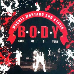 <i>B.O.D.Y.</i> (Machel Montano album) album by Machel Montano