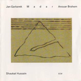 <i>Madar</i> (album) album by Jan Garbarek