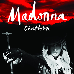 Madonna — Ghosttown (studio acapella)