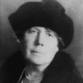 Martha Brookes Hutcheson American landscape architect