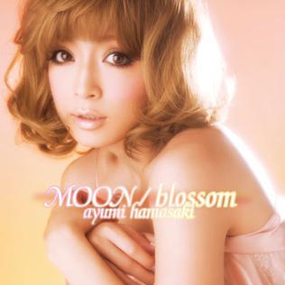 Moon/Blossom Single by Ayumi Hamasaki