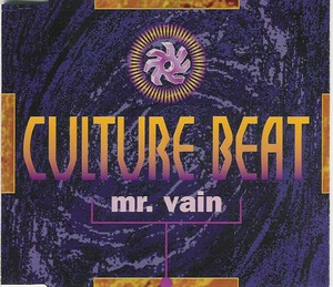 Culture Beat — Mr. Vain (studio acapella)