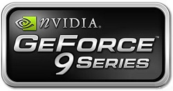 GeForce 9 Series logo
