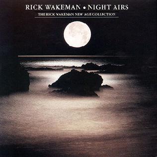 <i>Night Airs</i> 1990 studio album by Rick Wakeman