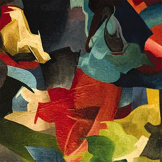 <i>Black Foliage: Animation Music Volume One</i> album by The Olivia Tremor Control