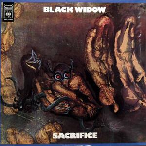 <i>Sacrifice</i> (Black Widow album) 1970 studio album by Black Widow
