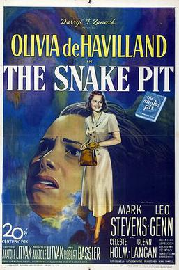 The Snake Pit (1948) movie poster