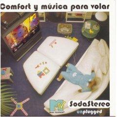 <i>Comfort y Música Para Volar</i> live album by Soda Stereo