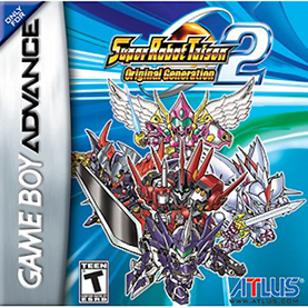 <i>Super Robot Taisen: Original Generation 2</i> 2005 video game