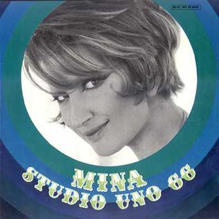 <i>Studio Uno 66</i> 1966 studio album by Mina
